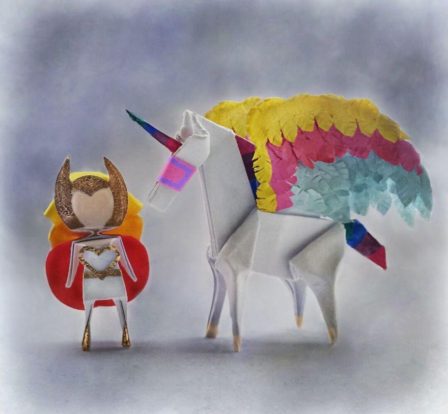 She-Ra And Swiftwind