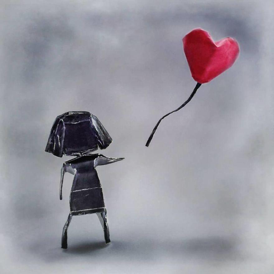 Girl And Balloon - Banksy