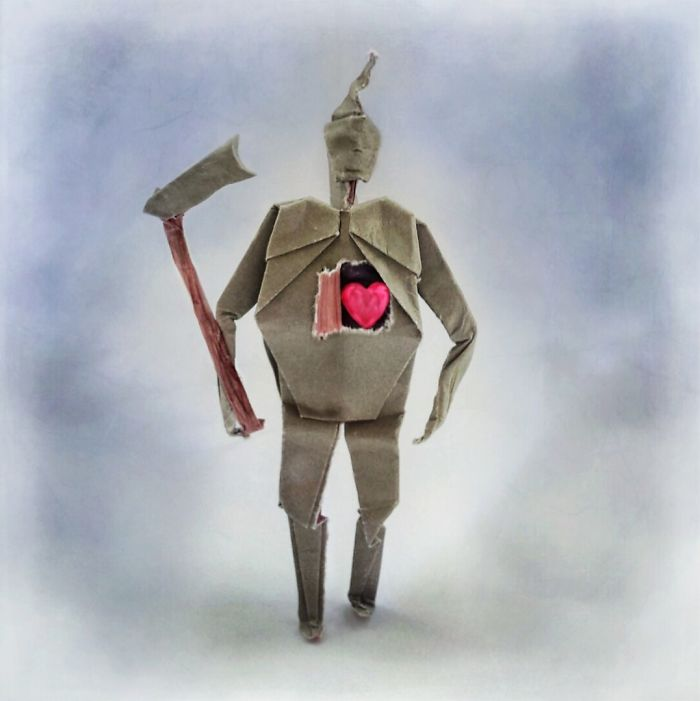 """If I Only Had A Heart"" – Tin Man"