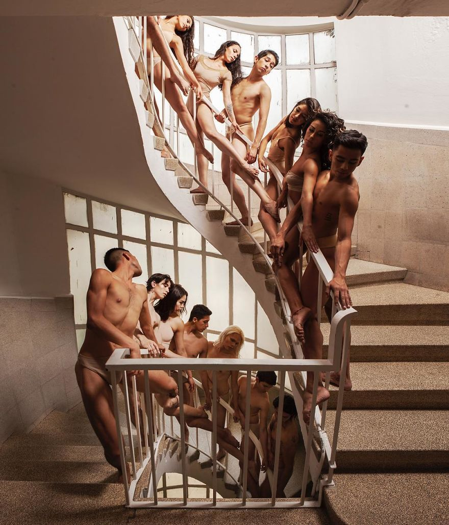 The Stairs (Part 2)