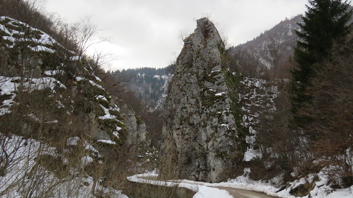 I Passed Through Misterious Mountain Castle In Central Bosnia