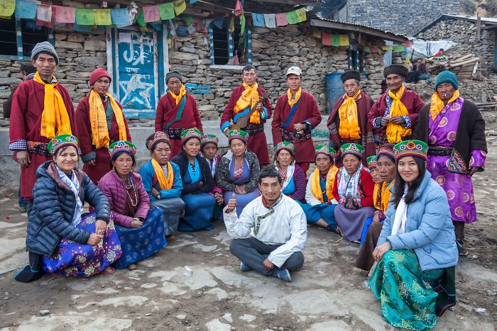 You Can Help To Rebuild An Ethnic Village In The Himalayas