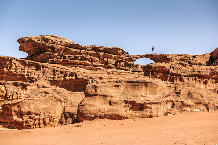 Me And My Friend Spent 5 Days On Wadi Rum Desert Wild Camping And Capturing How The Earth Turns Into Mars In Marvelous Locations.