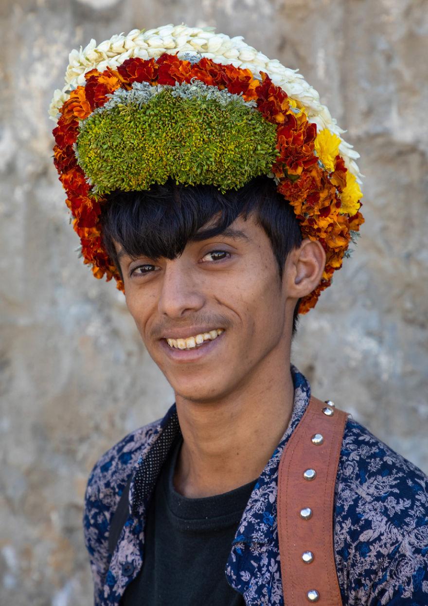 I Met The Legendary Flower Men In Saudi Arabia