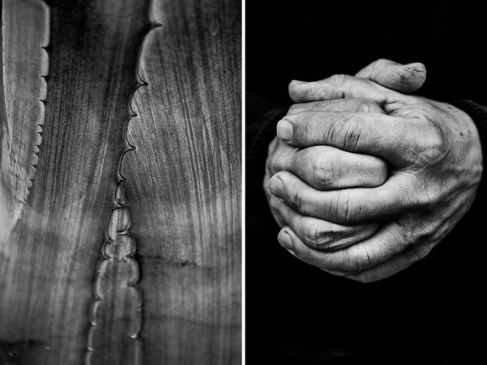 Visual Exercises – A Series Of Diptychs