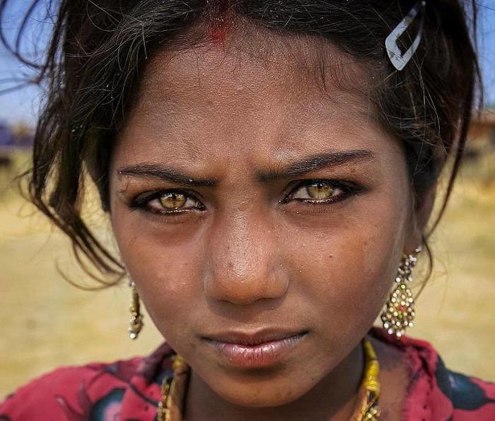 Esta fotógrafa polaca viajó por India para mostrar la increíble belleza de sus gentes