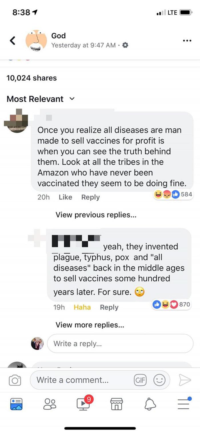 Anti-Vaxxer-Vaccination-Funny-Comebacks