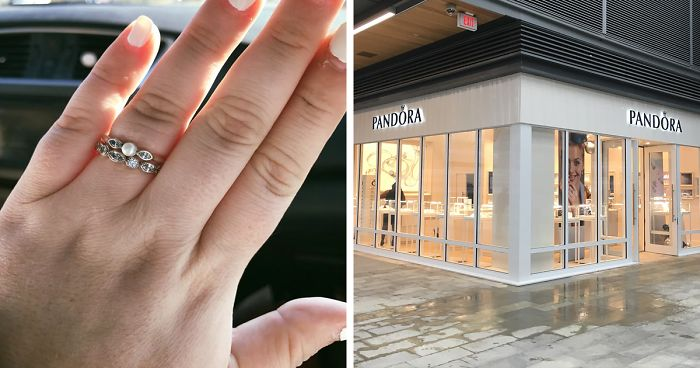 Jewelry Store Employee Shames Man For Buying A Pathetic 130