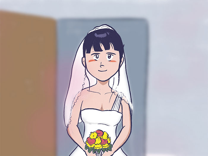 I Drew This Comic Based On The Heartbreaking Story Of A Young Girl Who Can No Longer Be A Bride