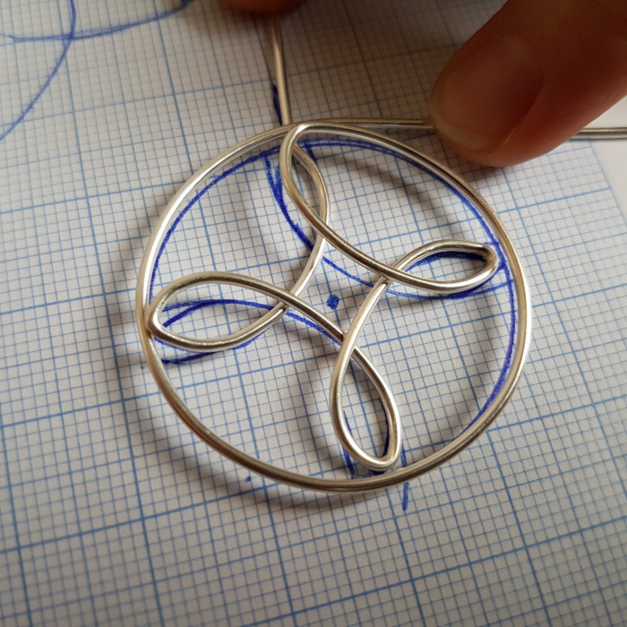 Make Your Own Elvish Star Pendant