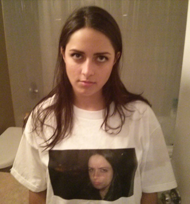 My Girlfriend Hates My New Shirt