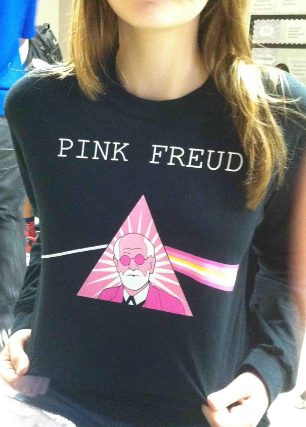 My Friend's Ap Psych Shirt