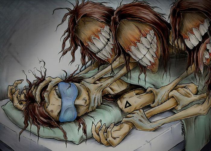"""""""Yine Uykunda Gezindin mi? Endişelenme, Daha Fazla Üzülme"""""""