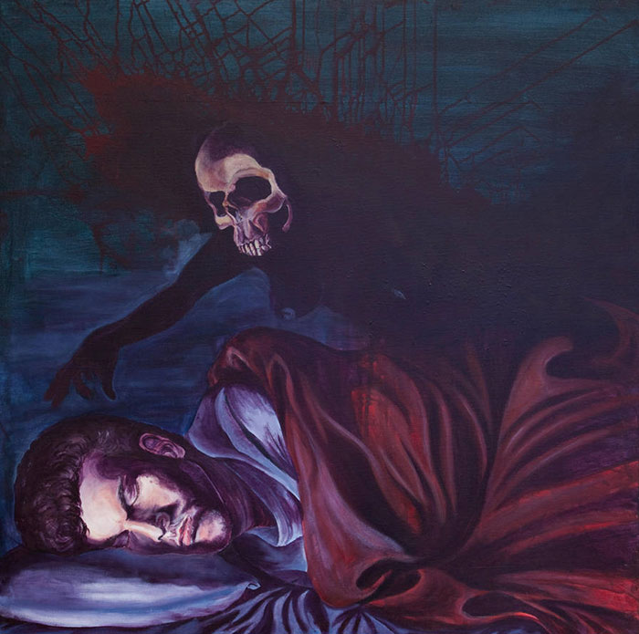 Uyku felci: Succubus