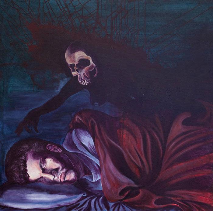 Sleep Paralysis: Succubus