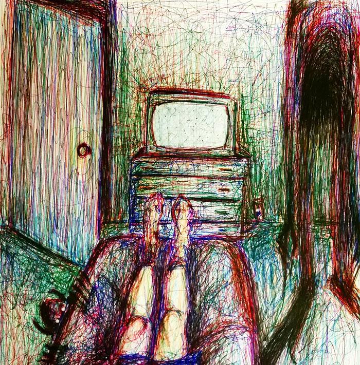 Another Sleep Paralysis Experience