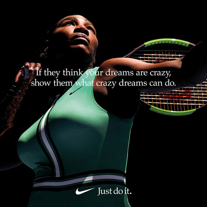 New Nike Ad With Serena Williams Calls Out Gender Bias Against Women Athletes