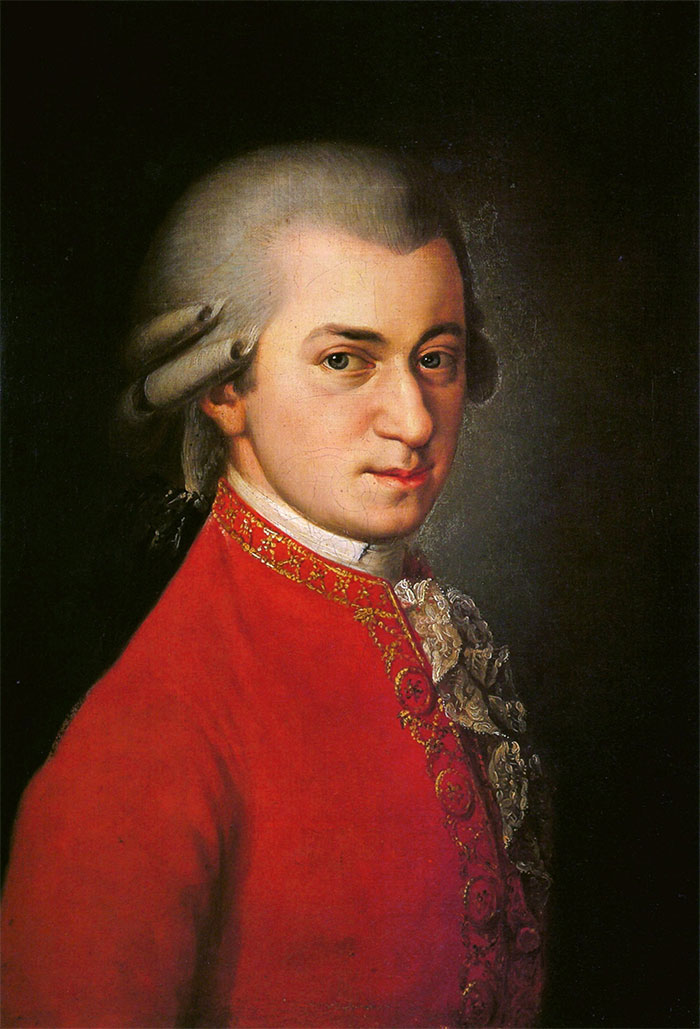 Wolfgang Amadeus Mozart And His Sense Of Humour