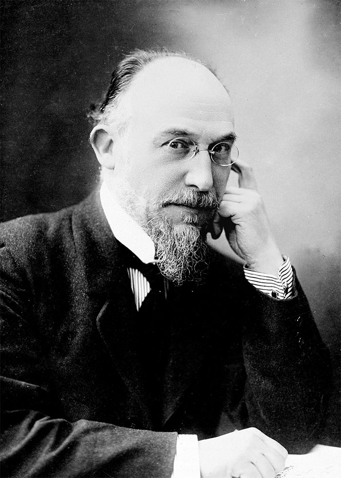 Erik Satie And His Eccentricities