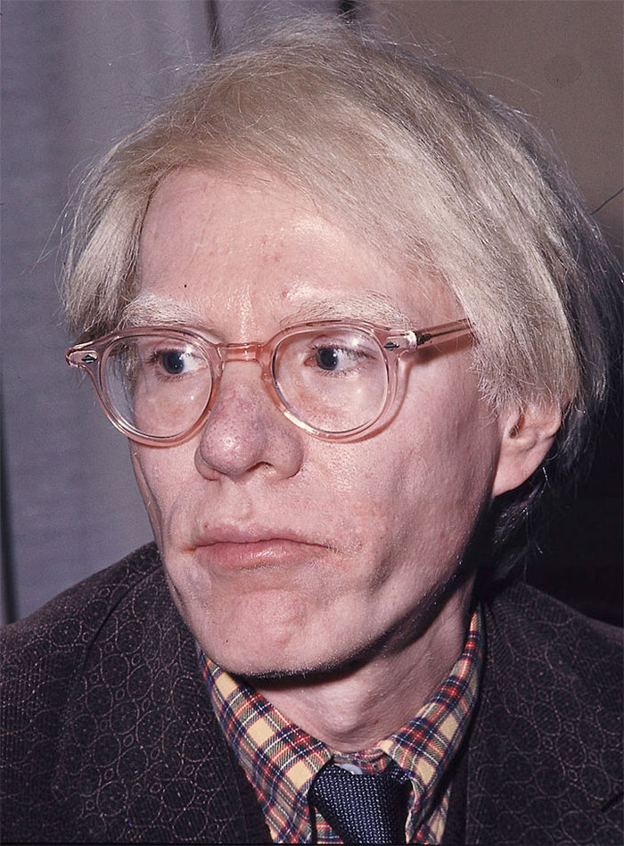 Andy Warhol And His Wigs