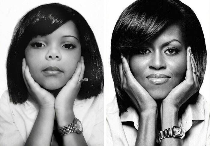 5 Year-Old Recreates Photos Of Iconic Women Every Day Of Black History Month