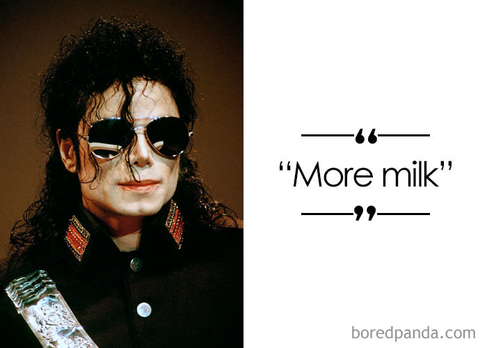 Singer, Songwriter And Dancer Michael Jackson (1958-2009)