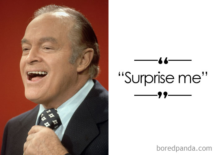British Actor And Comedian Bob Hope (1903-2003)
