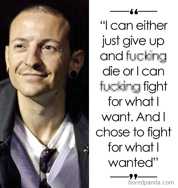 "Musician, Lead Vocalist For ""Linkin Park"" Chester Bennington (1978-2017)"