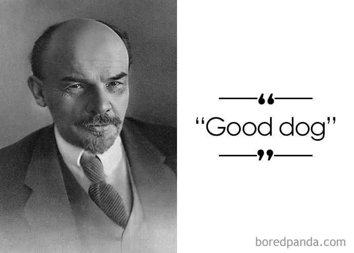 Russian Revolutionary Vladimir Ilyich Lenin (1870-1924)