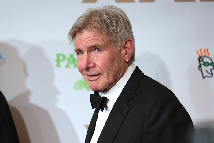 Harrison Ford, 35