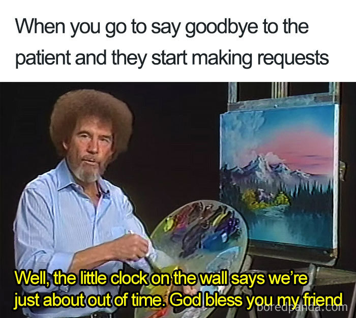 Request Time Is Over