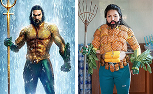 30 Perfect Low-Cost Cosplay Recreations Of Celebrity Looks By Thai Model (New Pics)