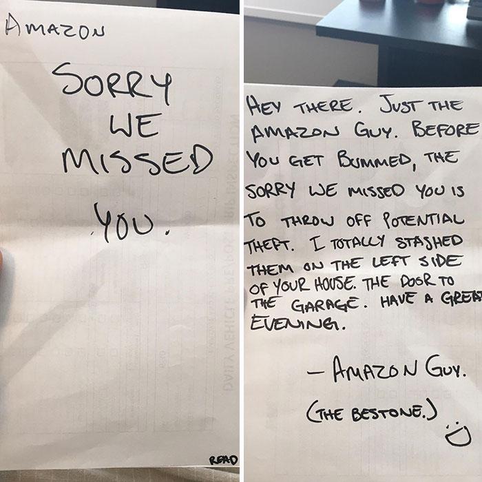 Amazon Guy