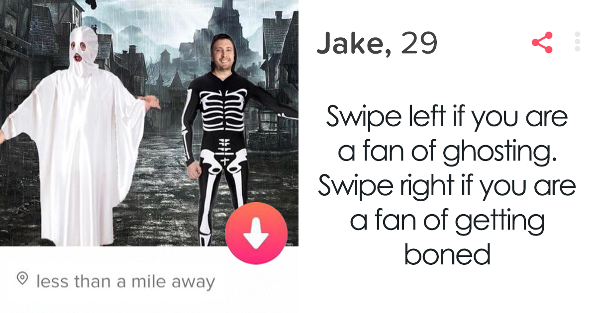 This Guy Got Banned From Tinder After Creating These Hilarious Custom Profiles (65 Pics) | Bored Panda