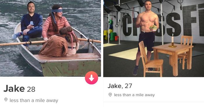 After Creating Over 60 Custom Profiles, Tinder Banned This Guy. Here Are Some Of The Funniest Ones