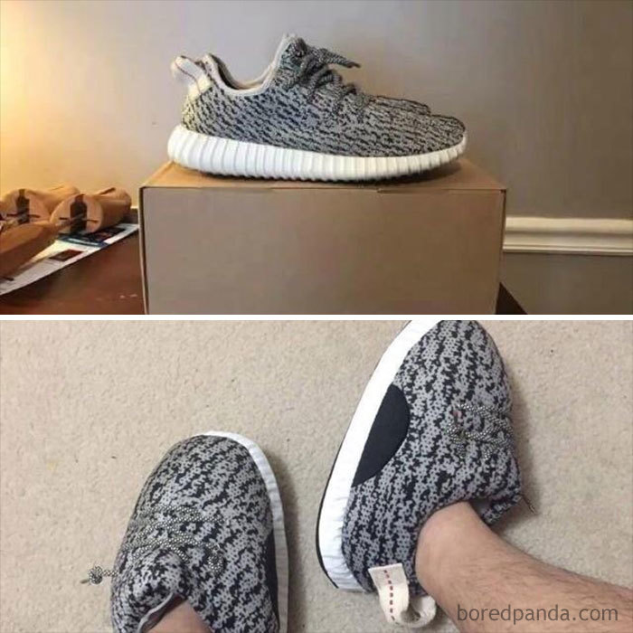 Love My New Yeezys