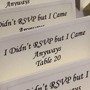20 Divertidos memes que resumen perfectamente las bodas