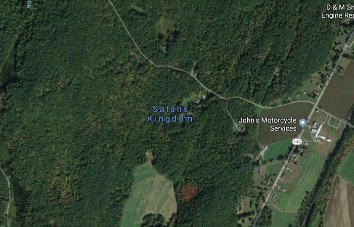 Satan's Kingdom, Massachusetts