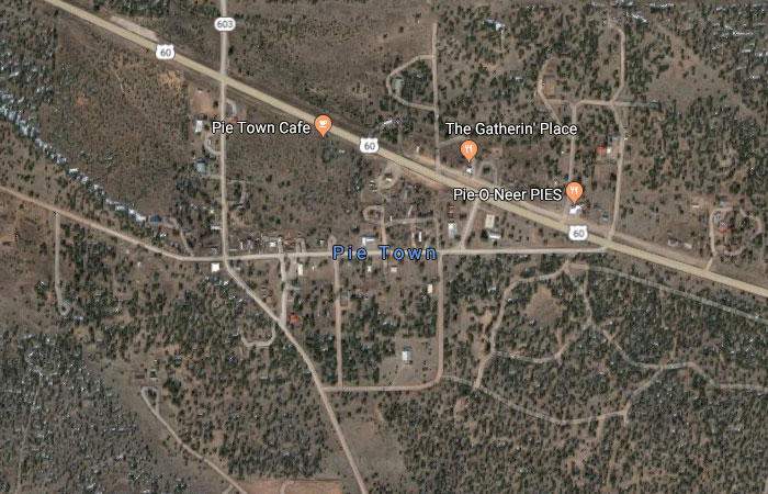 Pie Town, New Mexico