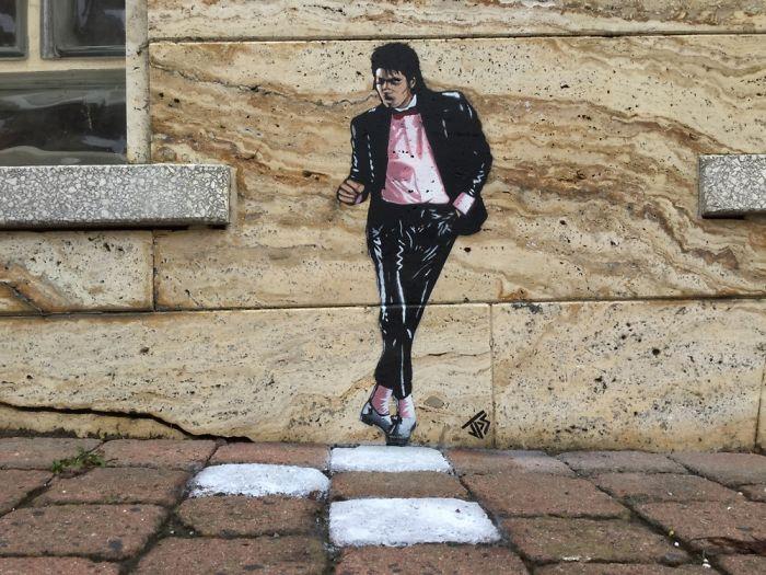 Clever Street Art By Jps