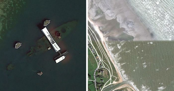Guy Shares 50 Of His Most Interesting Finds On Google Earth