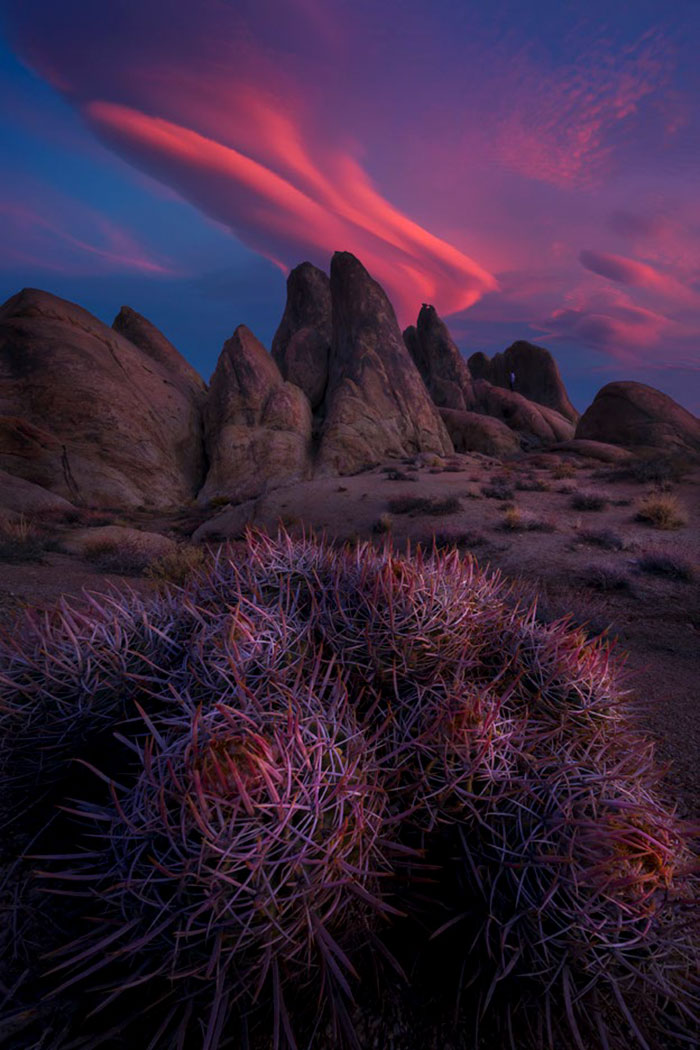 2018 International Landscape Photograph Of The Year 2nd Place, Alabama Hills, Lone Pine, California, Usa, Miles Morgan