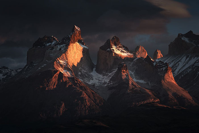 Trango Towers, Northern Pakistan, Weimin Chu