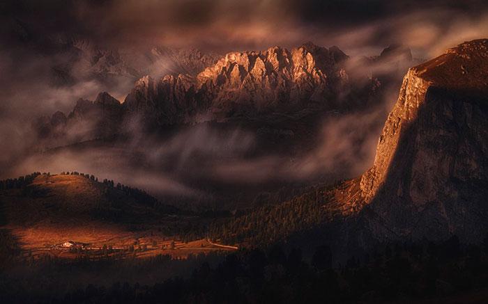 Landscape Photographer: 3rd Place, Dolomites, Italy, Peter Svoboda