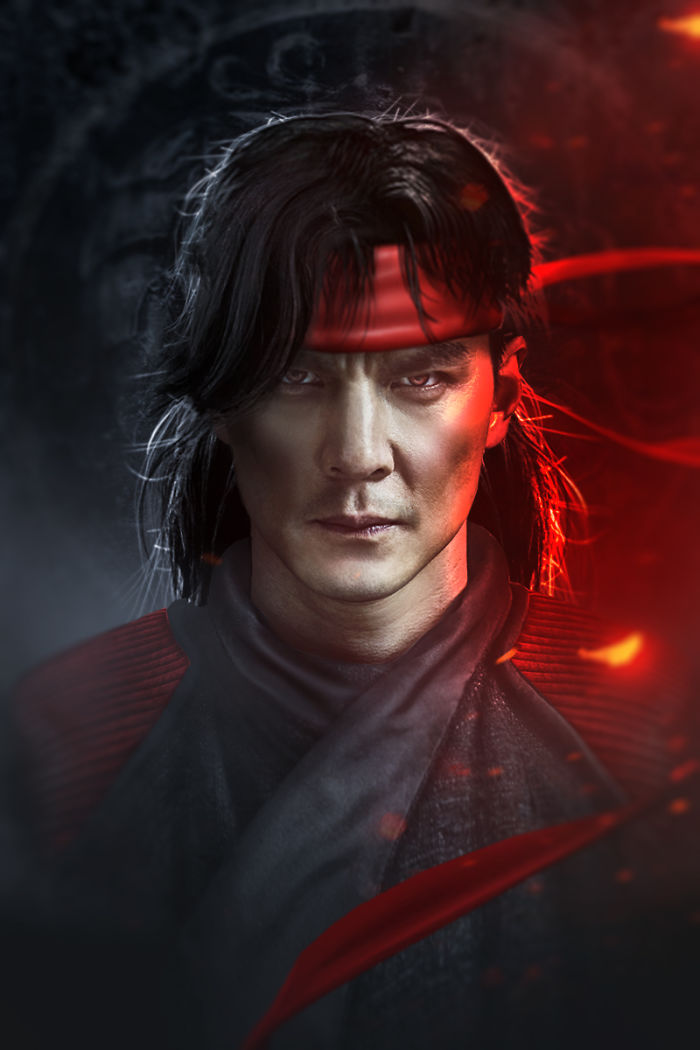 Daniel Wu - Liu Kang