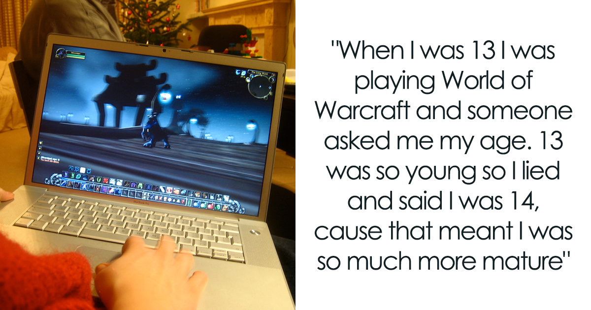 13-Year-Old War Of Warcraft Fan Lies To Other Gamers He's 14, 4 Years Later Has To Do College Because Of It