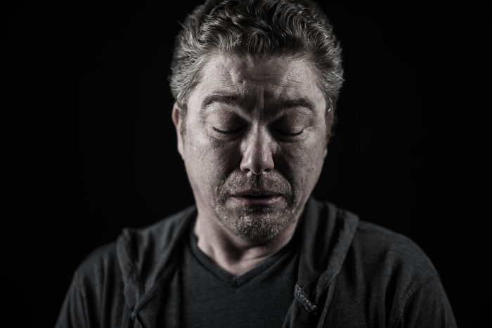 I Took Pictures Of My Friend Grieving A Lost Relationship – Male Grief: Part 1 In A Mental Health Series