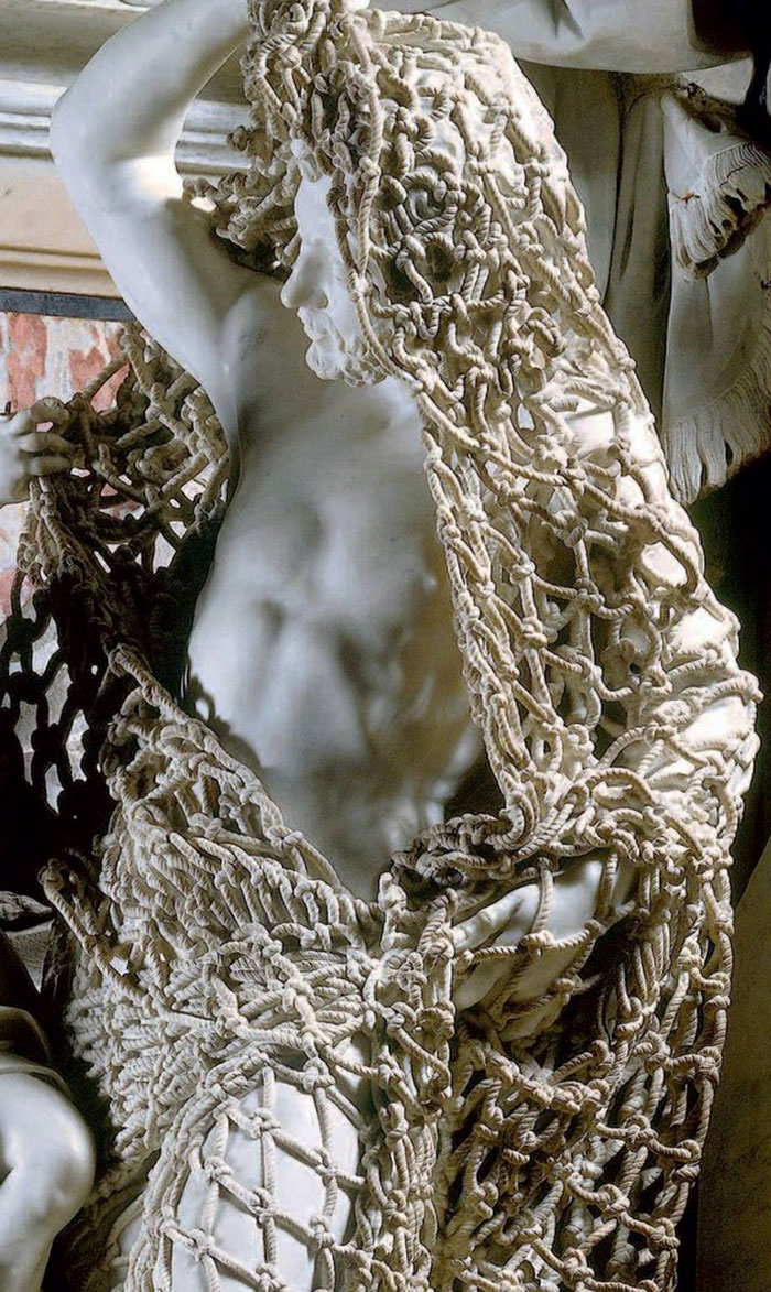 Italian Sculptor Created A Marble Masterpiece In 7 Years ...