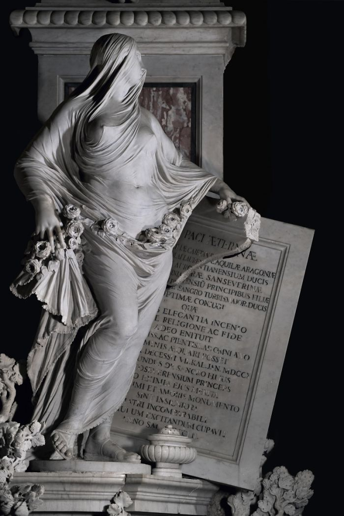 Italian Sculptor Created A Marble Masterpiece In 7 Years