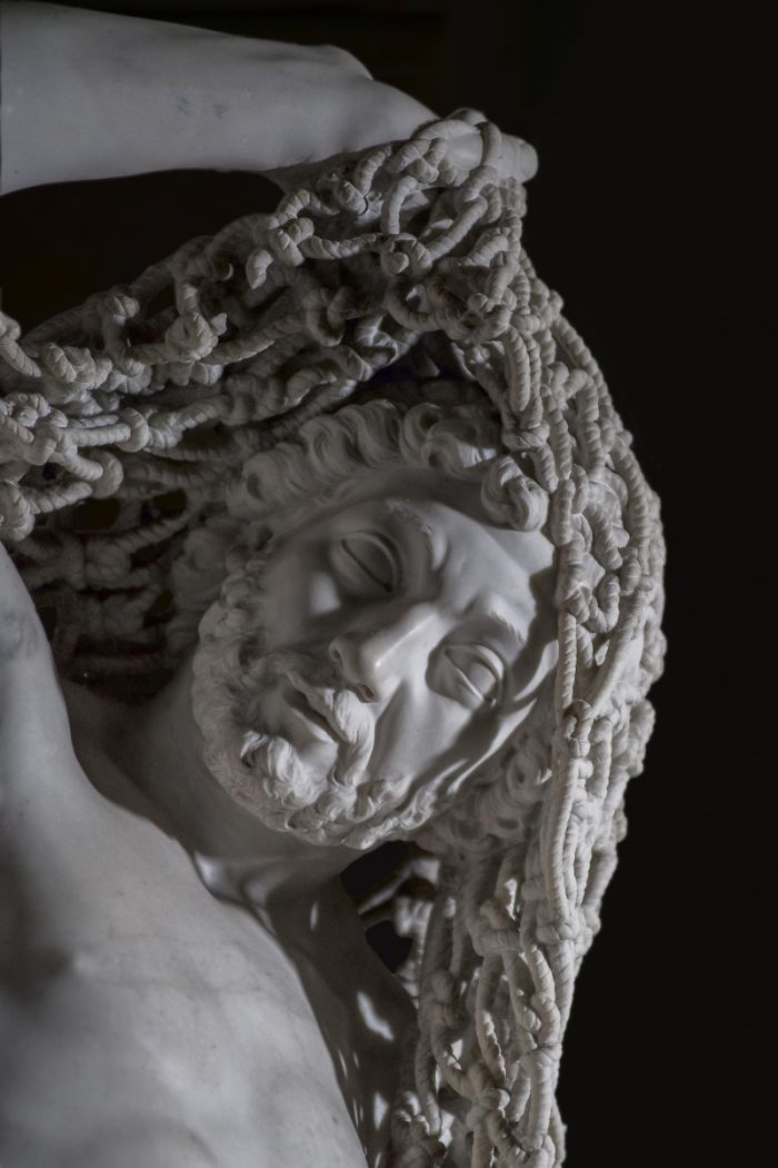 Italian Sculptor Created A Marble Masterpiece In 7 Years And People Can't Believe It's All Marble